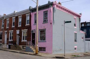 """""""Big Pink"""" - Germantown"""