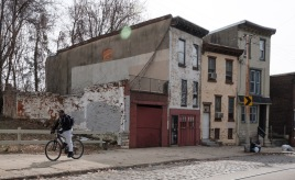 """Cyclist"" - Germantown"
