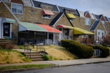 """Colorful Array"" - Neighborhood: Stenton"