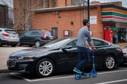 """Scoot"" - Neighborhood: University City"