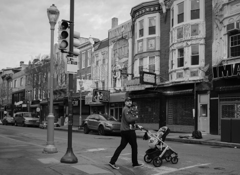 """Southie"" - Neighborhood: South Street"