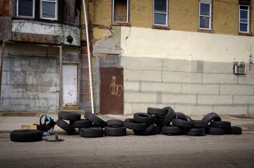 """""""Pile"""" - East Parkside"""