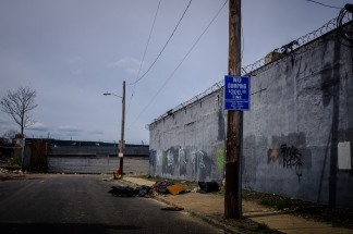 """No Dumping"" - Port Richmond"