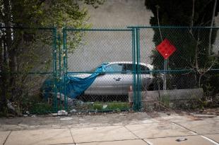 """Parked"" - Port Richmond"