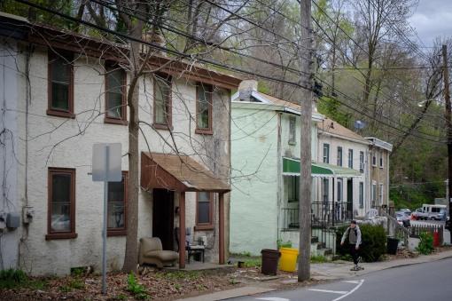 """Bedbug Row"" - Belmont Hills"