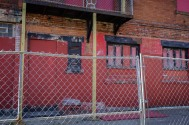 """Fenced"" - North Philadelphia West"