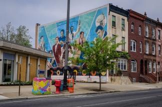 """Crooners"" - South Philadelphia West"