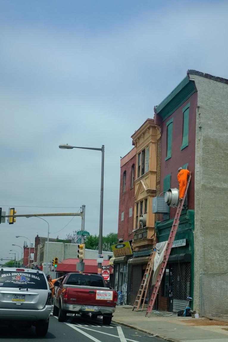 """High Flier"" - North Philadelphia West"