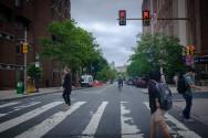 """Crossing"" - University City"
