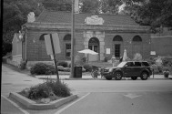 """""""Trolly Car"""" - East Falls"""