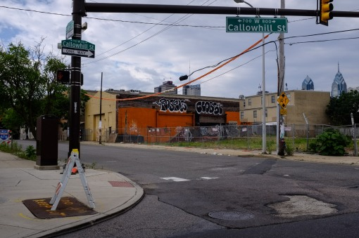 """Orange"" - Callowhill"